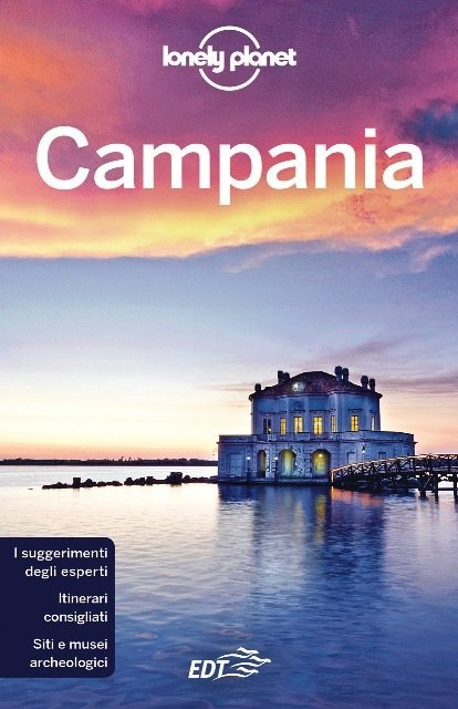Campania Lonely Planet