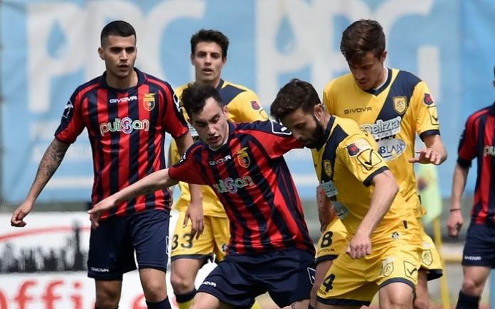 La Casertana cade al Pinto, il derby è della Juve Stabia