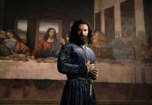 """Leonardo da Vinci """"offeso"""" dalla fiction: spettatori in fuga e pioggia critiche sulla produzione Rai"""