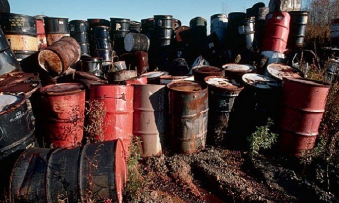 Traffico di rifiuti speciali dal casertano alla Puglia