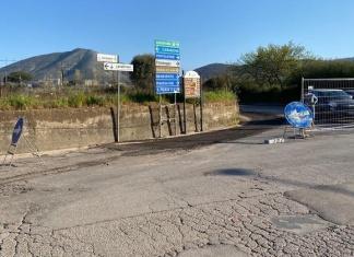 Nuovi asfalti a Caserta: al via i lavori tra via Lorenzetti e via per San Leucio