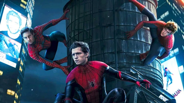 Spider-Man: No Way Home 2021