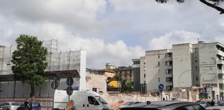 Rendering edificio via Roma