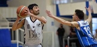 Basket, la Ble Juvecaserta passa a Roccarainola e aggancia la vetta