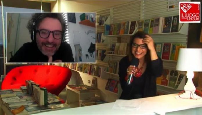 Capua il Luogo della Lingua live streaming incontra Ferruccio Spinetti