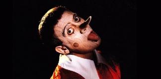 Carmelo Bene in Pinocchio