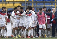Casertana a Castellammare per i play-off