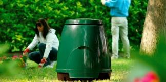 Compostiera ecologica