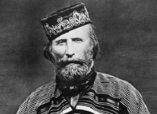 La figura della madre nei versi di Giuseppe Garibaldi