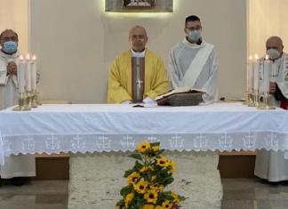 Maddaloni, Santa Messa in memoria per Don Salvatore con il Vescovo Lagnese