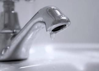 Mancanza d'acqua