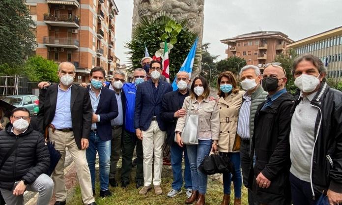 Questa mattina la manifestazione di CGIL, CISL e UIL Caserta in memoria dei lavoratori caduti