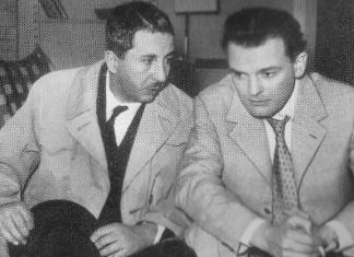 da sinistra Nico Pepe e Luciano Alberici
