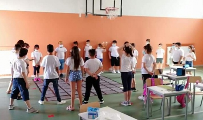 A scuola d'estate, attivi i laboratori di arte, musica, sport e robotica presso l'I.C. Aldo Moro di Maddaloni