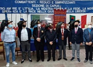 Associazione Nazionale Bersaglieri, eletto il presidente provinciale di Caserta
