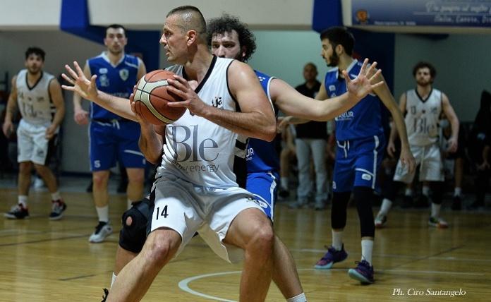 Basket, inaspettata battuta d'arresto in casa per la Ble Juvecaserta Academy