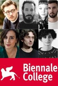 Biennale College finalisti