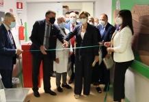 Caserta, inaugurata l'Arca di Noè di Giancarlo Covino nel Reparto Pediatria dell'AORN