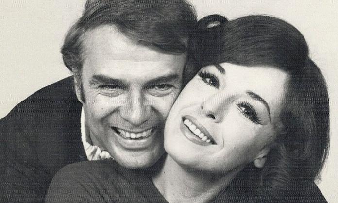 Giorgio Albertazzi e Anna Proclemer
