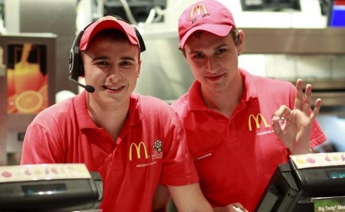 McDonald's assume 20 persone nei suoi ristoranti di Caserta, Maddaloni, San Prisco e Marcianise
