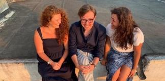 Michele Brasilio, regista della compagnia teatrale Vulìe, in finale alla Biennale di Venezia
