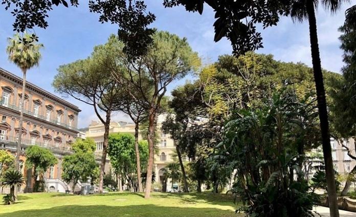 Palazzo Reale Summer Fest, a Napoli un'estate ricca di cultura, musica e spettacoli nel giardino di Palazzo Reale