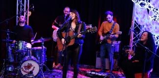 """Tonia Cestari presenta """"Senza destinazione"""" live in full band a San Leucio nella rassegna ARS et VITA"""
