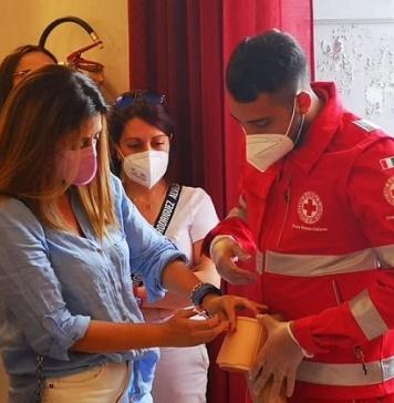 Villaggio dei Ragazzi, Croce Rossa e Federfarma insieme nella lotta al COVID 19