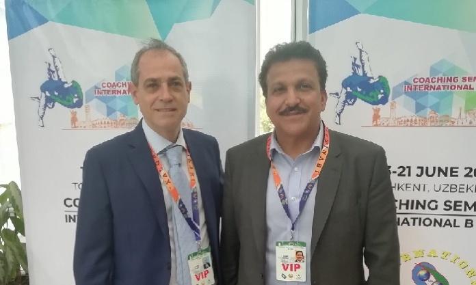 Vittorio Giorgi e Haider Farman