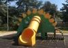 Caserta, i giochini di Via Pasteur interdetti al pubblico per manutenzione