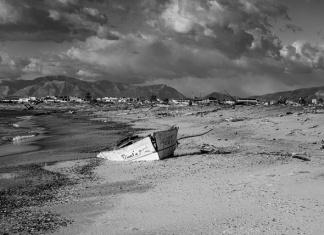 Il fotografo Giulio Festa alla Reggia di Carditello con Spiaggiati