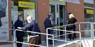 In provincia di Caserta le pensioni di agosto alle Poste saranno in pagamento dal 27 luglio