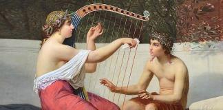 Le donne e le Muse nell'arte
