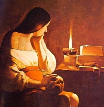 Maddalena Terff, Georges de la Tour