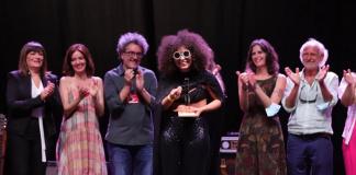 Monica Sannino, in arte Bambi, vince ilPremio Bianca d'Aponte