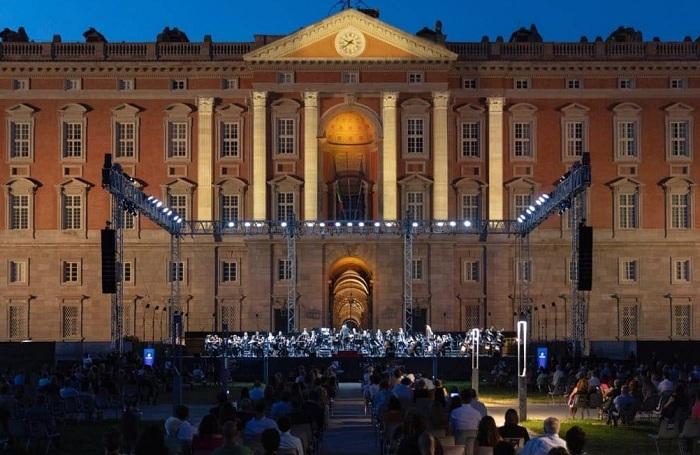Riccardo Muti a Caserta