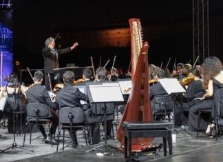 Riccardo Muti e l'Orchestra Giovanile Cherubini a Caserta