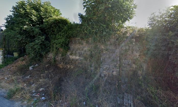 muro borbonico