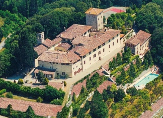 Dino Campana e l'amore per i castelli