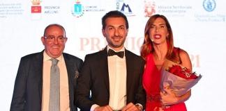 Nicola Graziano, Antonio Larizza e Veronica Maya