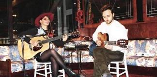 Tonia Cestari e Carmine Scialla in concerto a Finestra Catalana