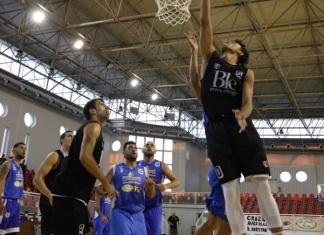 Basket, la Ble Juvecaserta Academy vince l'amichevole di Mondragone