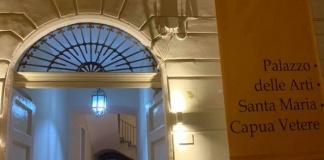Inaugurato il Palazzo delle Arti di Santa Maria Capua Vetere