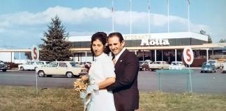 Matrimonio nell'Autogrill di Teano