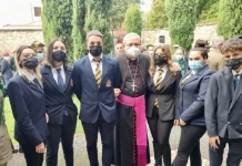 Eremo di San Vitaliano, il Villaggio dei Ragazzi al V Anniversario del Luogo della Memoria