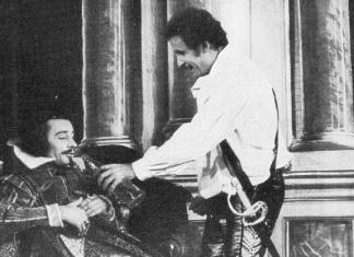 Giustino Durano e Domenico Modugno