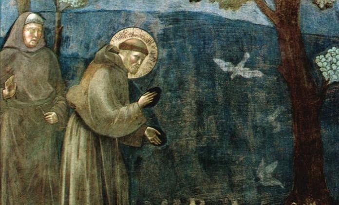 Il San Francesco di Fausto Salvadori