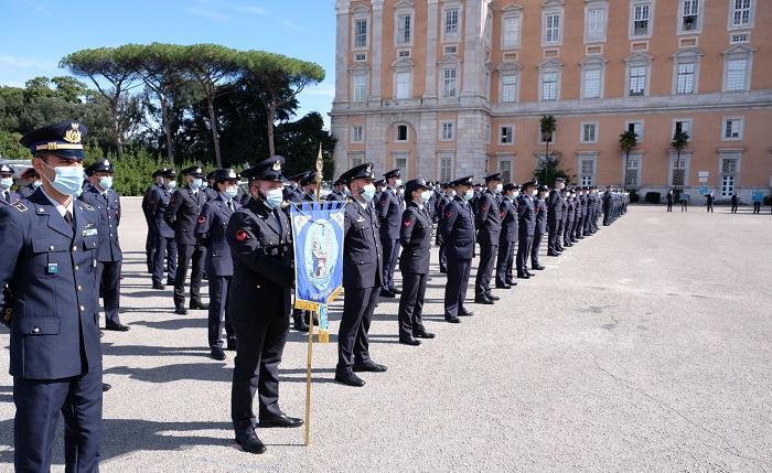 Scuola Specialisti dell'Aeronautica Militare di Caserta, 157 allievi hanno  ricevuto il grado di Sergente  
